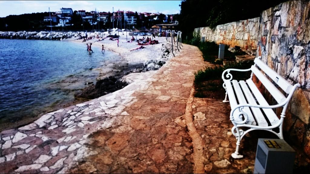 Плажната ивица